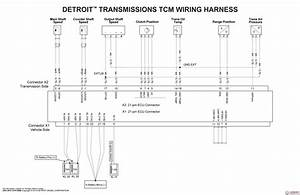 Ford 4000 Workshop Wiring Harness