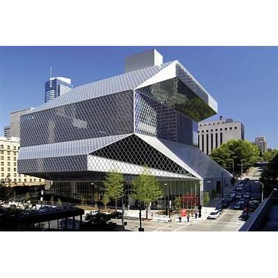 Seattle Public LibraryBruce Mau Design