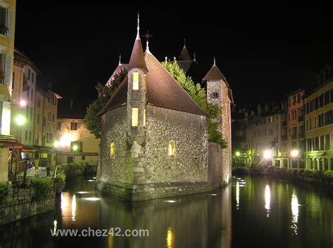 Photo Gallery Annecy By Night