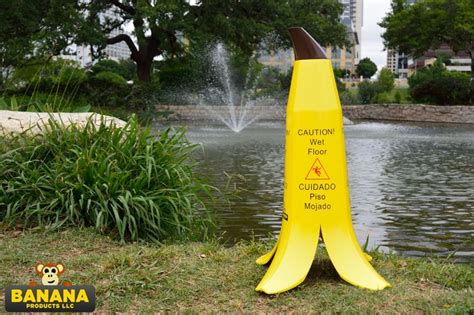 1000 images about banana wet floor sign on pinterest