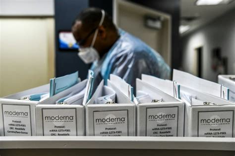 Moderna shares Covid-19 vaccine trial blueprints, Pfizer ...