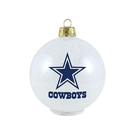 dallas cowboys christmas tree ornaments