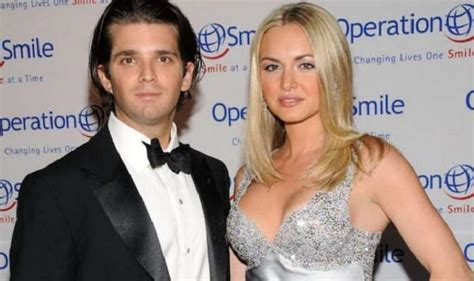 trump donald jr wife vanessa haydon divorce marriage years india affair president stormy claims daniels instagram star
