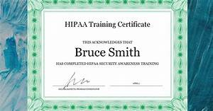 What Is Hipaa Certification