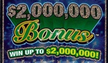 Michigan Man Wins $2 Million On Scratch-Off Lottery Ticket