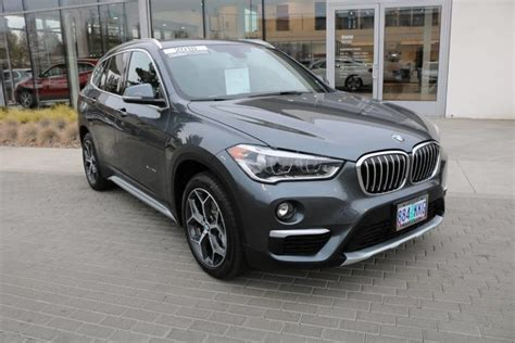 certified pre owned  bmw  xdrivei suv  sale
