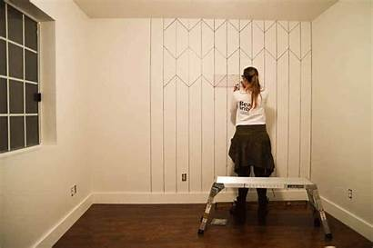 Sharpie Diy Wall Walls Bedroom Faux Accent