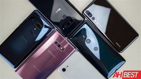 best android smartphones april 2019 android headlines