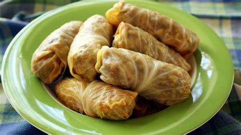 cabbage rolls polish golabki easy  follow step
