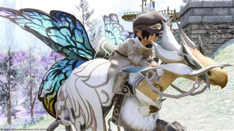 Chocobo Armor Titania Barding With Beautiful And Cute