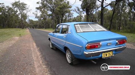 Datsun 120y by 1978 Datsun 120y 0 100km H Engine Sound