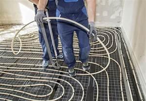 Fußbodenheizung Nachträglich Verlegen : fu bodenheizung verlegen alle systeme auf einen blick einbauanleitung ~ Markanthonyermac.com Haus und Dekorationen