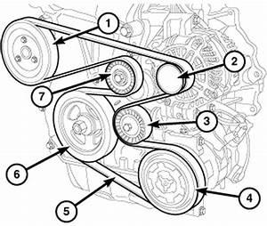2008 Dodge Avenger 2 4 Belt Routing Diagram