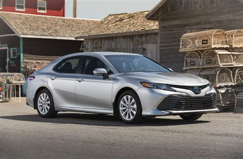 2018 Toyota Camry Is New And Improved