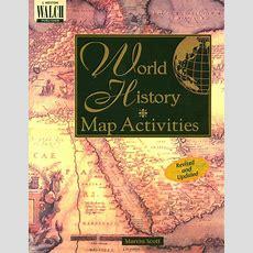 World History Map Activities Marvin Scott