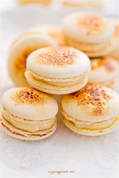 mini chalumeau cuisine macaron original crème brûlée on veut des macarons