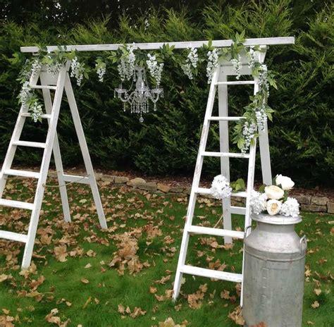 diy wedding arches  highlight  ceremony
