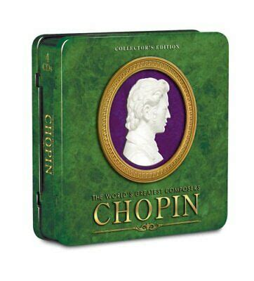 F. CHOPIN - World's Greatest Composers - 4 CD - Collector ...