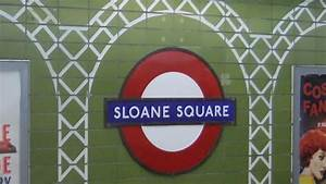Sloane Square Underground Station - Getting Around London ...