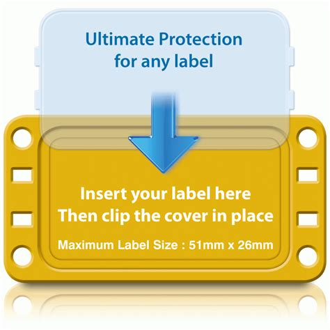 Buy Labelguard® Protective Tags From Pat Labels In