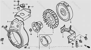 Honda Generator Parts Ex1000 A2 Vin  Ea4