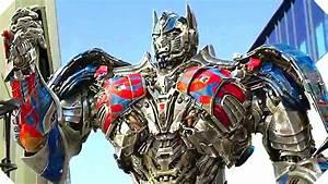 TRANSFORMERS 5 Funny Optimus Prime TRAILER (2017) - YouTube  Transformers