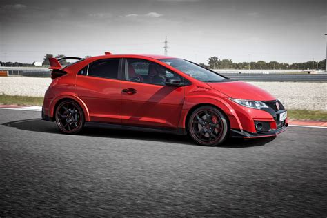 Type R by All New Honda Civic Type R Fully Detailed 24 Photos