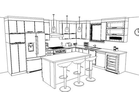 cuisine sur plan ikea plan cuisine sur mesure maison design bahbe com