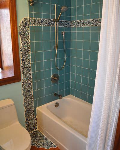 custom tile bath remodel ventana construction seattle