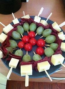 Idée Brochette Apéro : recette brochette apero sur la cuisine de kiki blog de ~ Melissatoandfro.com Idées de Décoration