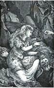 Norse Goddesses Sigyn ...