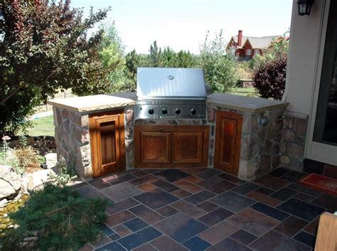 outdoor kitchen boulder  photo gallery