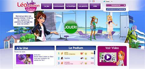 jeux de cuisine pour fille en ligne léa un mmo que pour les filles