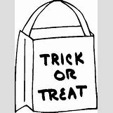 Trick Or Treat Bag Coloring Pages | 219 x 300 jpeg 13kB