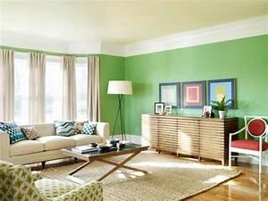 Wand Streichen Ideen Grün : w nde streichen ideen f r das wohnzimmer ~ Markanthonyermac.com Haus und Dekorationen