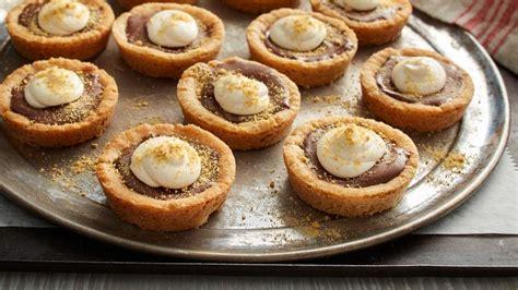 smores fudge cookie pies recipe bettycrockercom