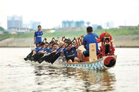 Xiang Dragon Boat Club by Dragon Boat Festival Holiday Witnesses A Surge Of Tourists