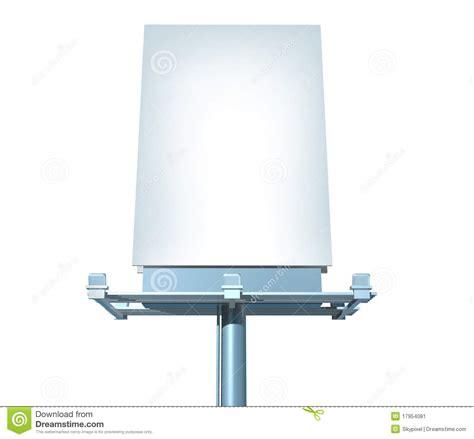 Blank Billboard billboard vertical angled outdoor display stock 1300 x 1206 · jpeg