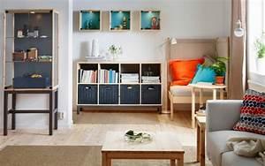 Buffet Salon Ikea : ikea verr t 20 tolle einrichtungsideen ~ Teatrodelosmanantiales.com Idées de Décoration