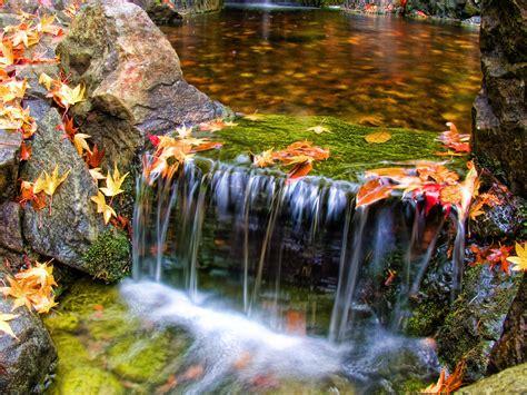 Colorfall Wallpaper Waterfalls Nature Wallpapers In Jpg