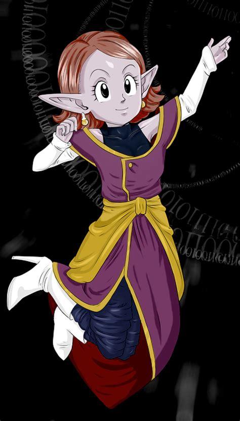 Dragon Ball Xenoverse Supreme Kai Of Time By Kiradaidohji