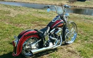 1996 Custom One Off Softail  26 U0026quot  Wheel   No Reserve
