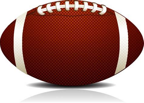 American Football Vector Clip Art Free