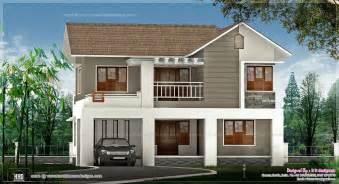 home plan designers 1829 sq ft home design in kannur kerala kerala home design and floor plans