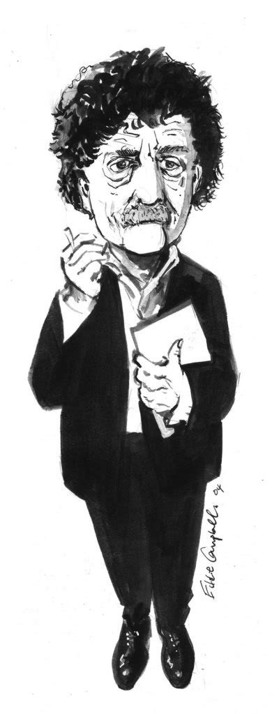 Portrait Of Kurt Vonnegut — Eddie Campbell Readmetxt