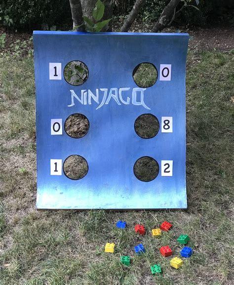 ninjago kindergeburtstag coole ideen fuer eine gelungene