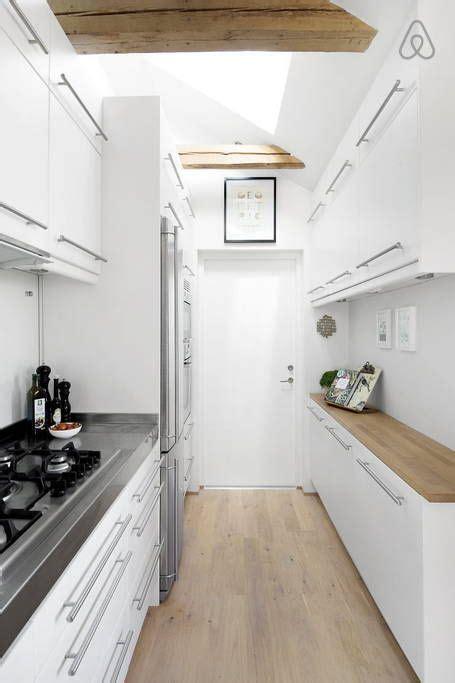 plan cuisine en longueur 17 meilleures idées à propos de kitchenette ikea sur