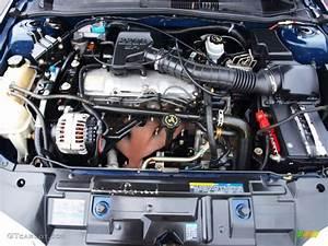 2002 Chevrolet Cavalier Ls Coupe Engine Photos