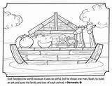 Coloring Bible Ark Printable Noah Noahs Sunday Crafts Activities Children Preschool Genesis Craft Corner Visit Jesus Sheets Whatsinthebible Volume Projects sketch template