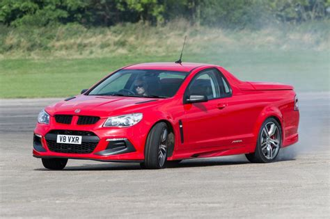 vauxhall vxr maloo vauxhall totally car news